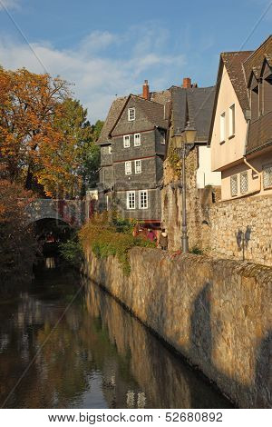 The Old Town Wetzlar, Germany