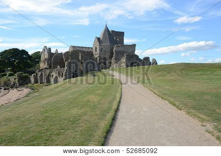 Path to Abbey