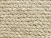 Rough camel wool fabric texture pattern taken closeup as background. poster