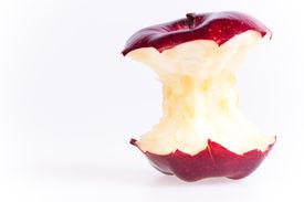 Bited Apple