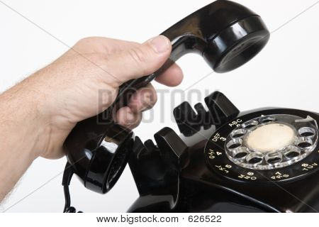 Vintage 1960s Telephone