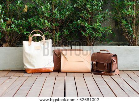 Fashion Leather Bags Collection