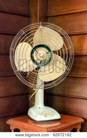 Old Electric Fan