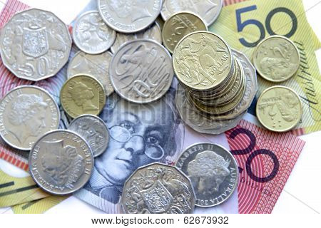 Australian Coins and Notes