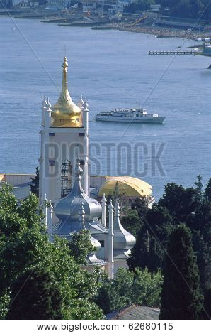 Church Of  John Chrysostom, Yalta - Crimea