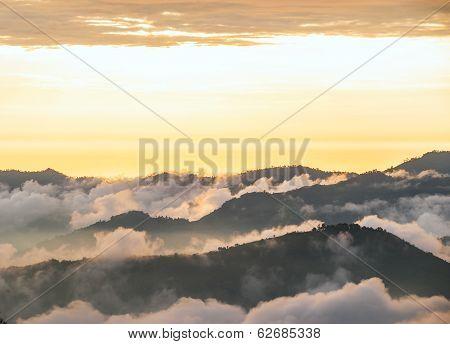 Andes, Bolivar Province, Ecuador, Near The Inactive Stratovolcano Chimborazo