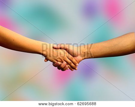 Couple Handshaking, Fist Your Hand, Hand Sign Of Help, Hands Sign Of Hope, Get Your Hand Ready For I
