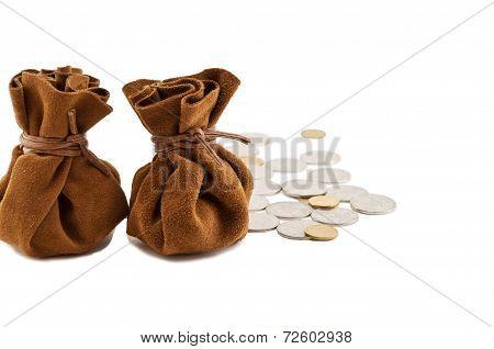 Vintage Bags Money