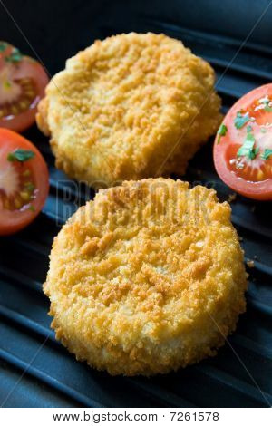 Two Fish Cakes