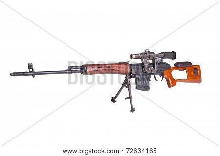 Sniper Rifle SVD