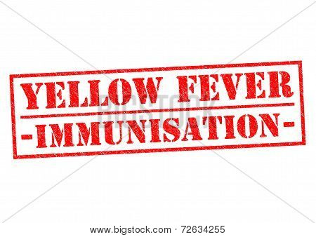 Yellow Fever Immunisation