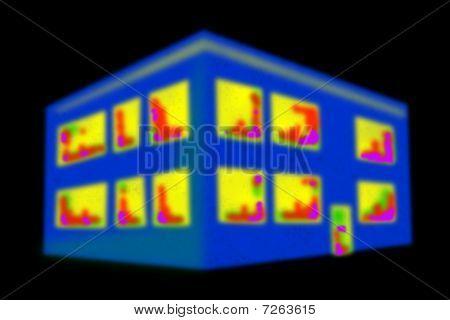 Thermografie Haus C
