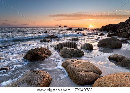 Beautiful Cornish Beach