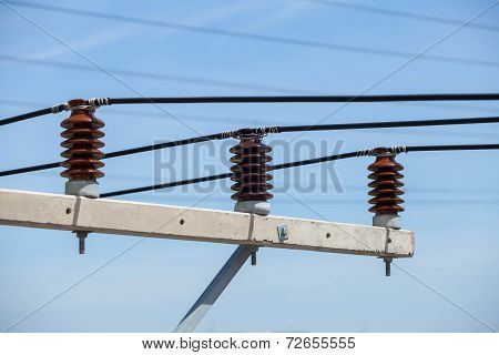 Electrical insulators 3