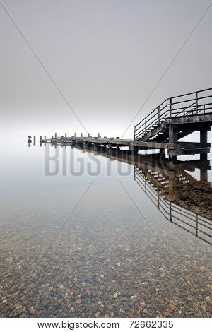 Loch Lomond Pier