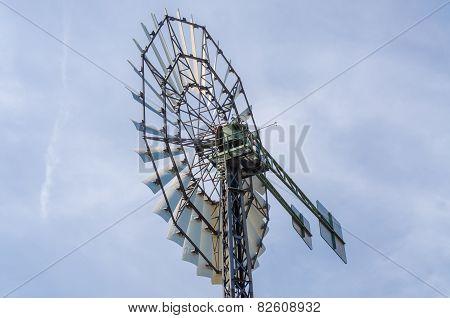Windmill, Water Pump