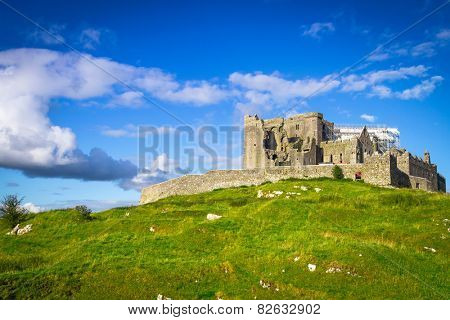 Rock of Cashel in Co. Tipperary, Ireland