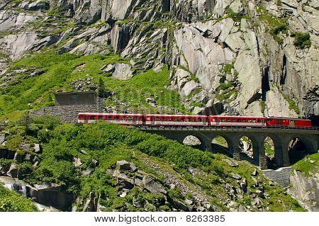 San Gotthard Pass