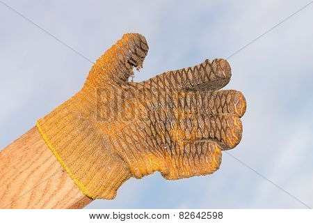 Thumb Up Glove