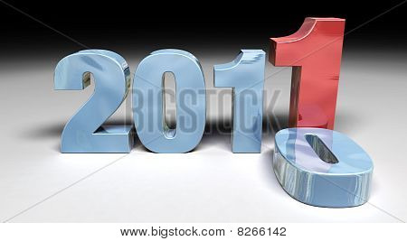 new 2011 year