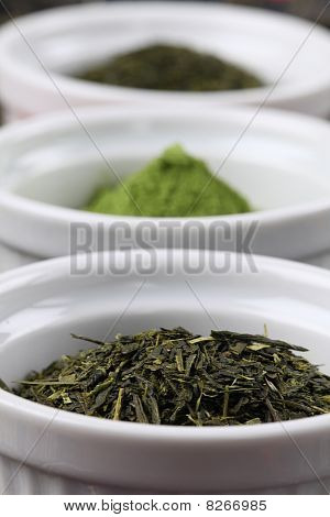 Tea Collection - Bancha Or Sencha Green Tea
