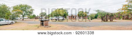 Lang Elsies Kraal Restcamp In The Bontebok National Park