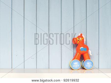 Toy Plastic Horse