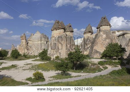 Pasabag In Cappadocia, Turkey