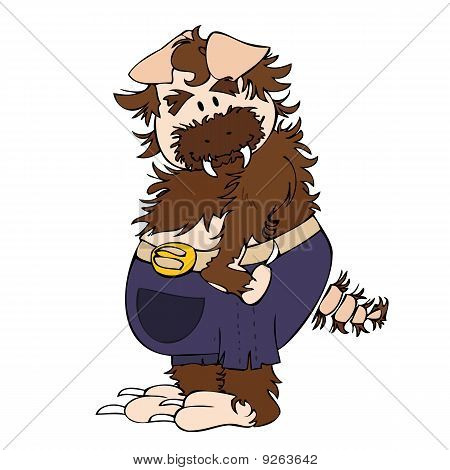 Werewolf Pig.