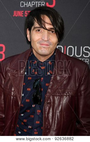 LOS ANGELES - JUN 4:  David Dastmalchian at the