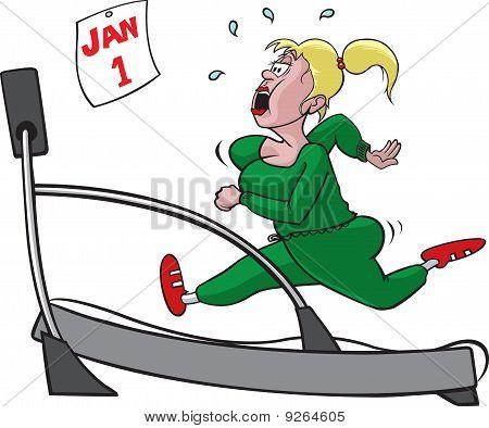 Treadmill_woman