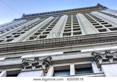 New York Municipal Building