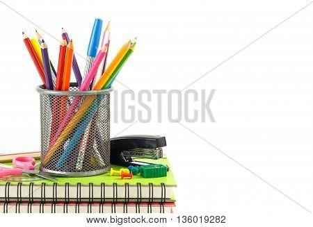Group Of Stationery Set