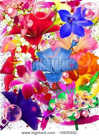 Floral Enchantment