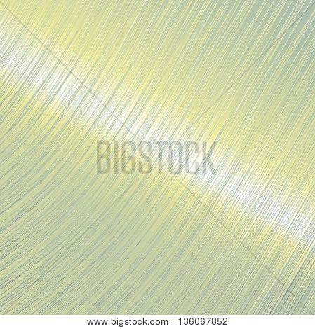 Soft light bent metal background with light shadow
