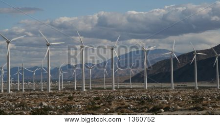 Windmills For Power 2
