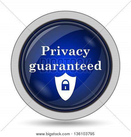 Privacy Guaranteed Icon