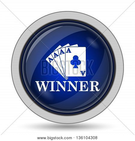 Poker Winner Icon