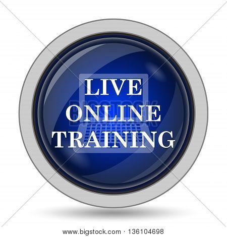 Live Online Training Icon