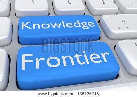 Knowledge Frontier - Human Culture Concept