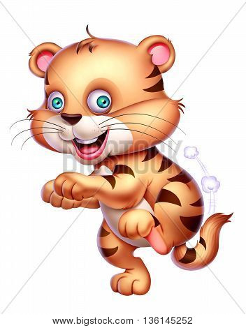Cat / Animal Cat isolated in white Background