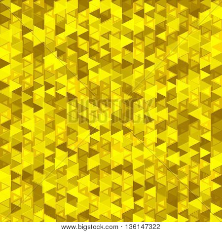 Abstract background from different triangles. Vector illustration. Used for your modern design.