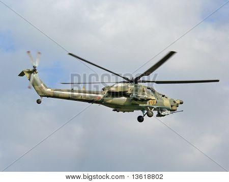 Mi-28 The Night hunter