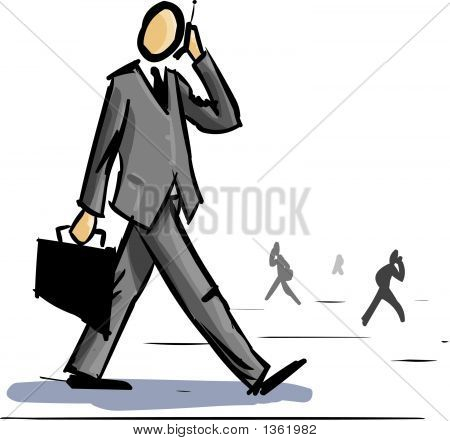 Businessman 1.Eps