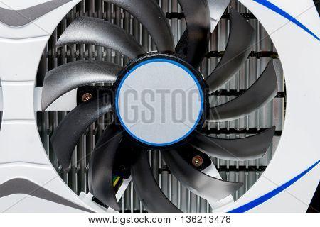 Fan As Part Of Gpu