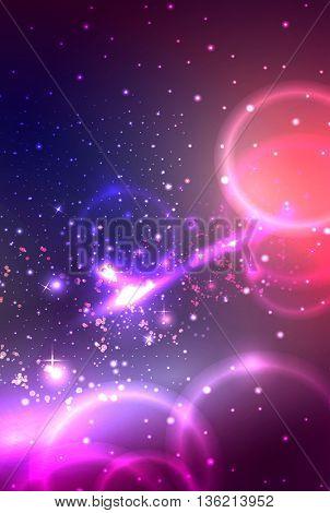 Background glow shine easy all editable
