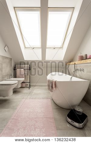 Bathroom With An Expensive Look