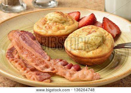 Frittatas And Bacon