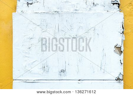 close up Erode concrete wall grunge texture background.