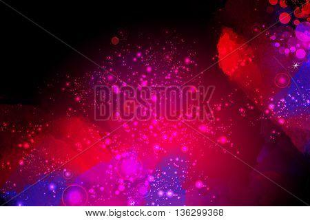 Colorful artistic creative copy Space Background design